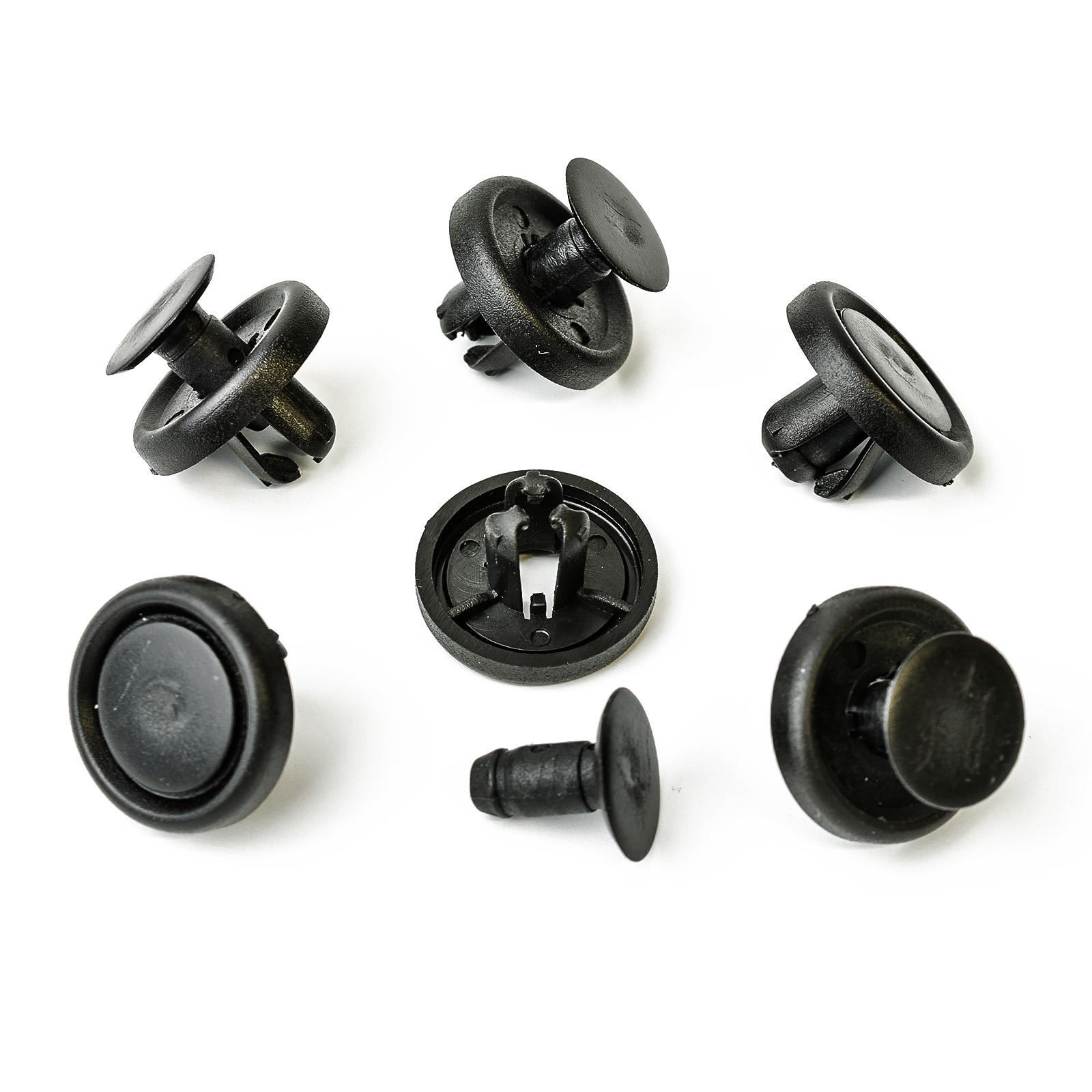 15x Befestigungs Clips für Toyota GM Mazda