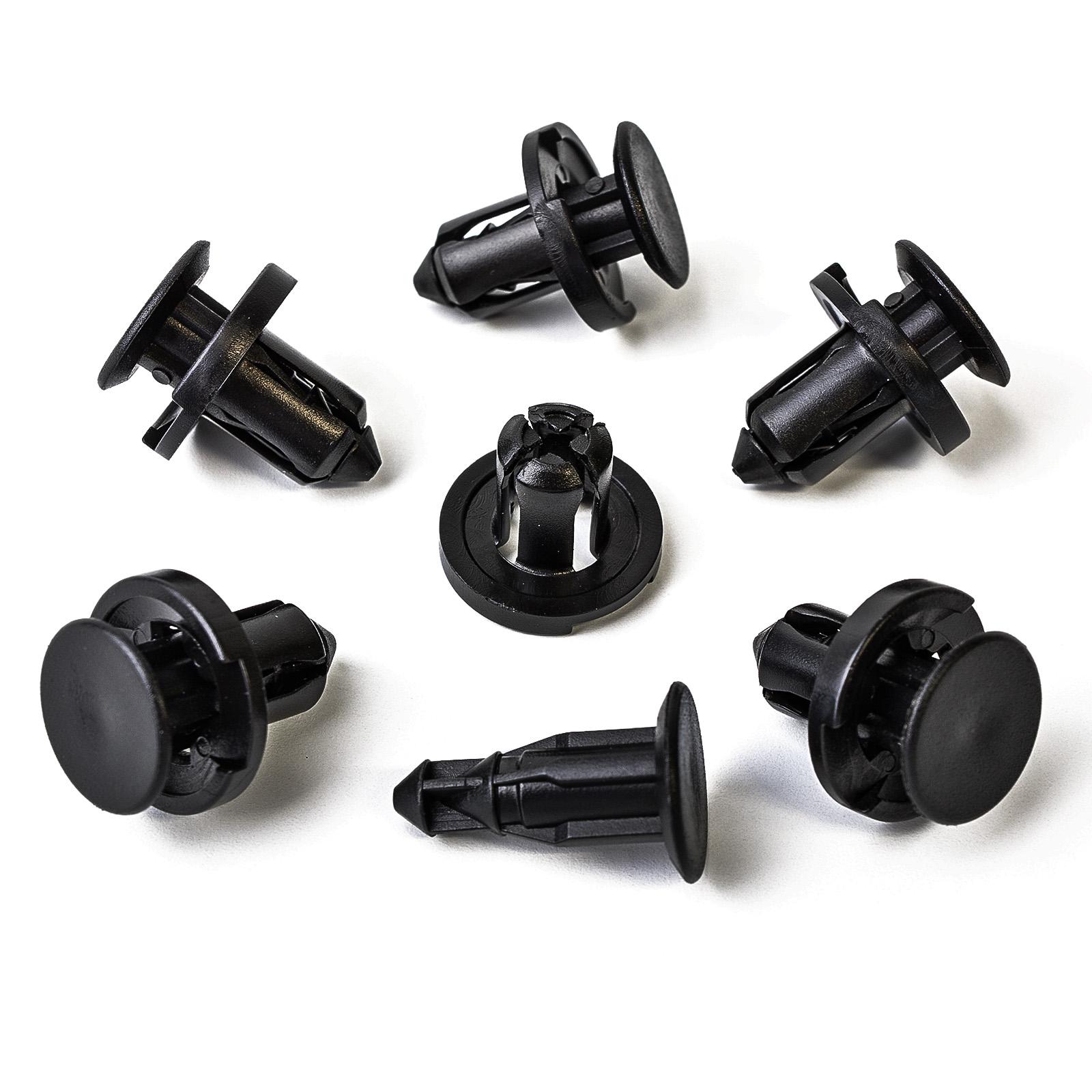 20x Scheinwerfer Stoßstange Befestigung Clips Fiat Suzuki0940908327 71741887